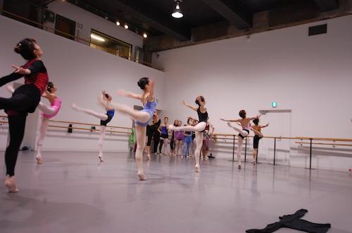 ARCHITANZ(アーキタンツ) | 東京都・田町(三田)のバレエを中心としたスタジオ